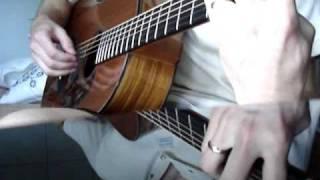 Hetken tie on kevyt (Tehosekoitin) - acoustic fingerstyle