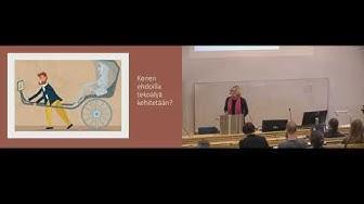 Maija-Riitta Ollila: Tekoälyn etiikan tulevaisuuden haasteet