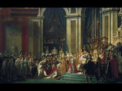 Breve Lezione Sull'incoronazione Di Napoleone A Imperatore Dei Francesi, Il 2 Dicembre 1804.
