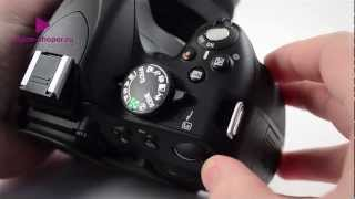 видео Новый фотоаппарат Nikon D5100