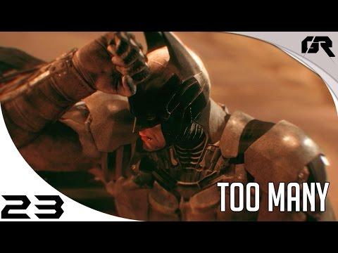 Λιώσιμο με: Batman Arkham Knight #23 - I like it! :P