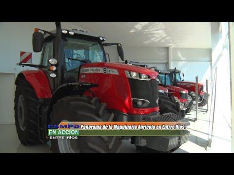 Augusto Weinbaur - Weinbaur S.A. - La venta de tractores domina el negocio de venta de maquinarias