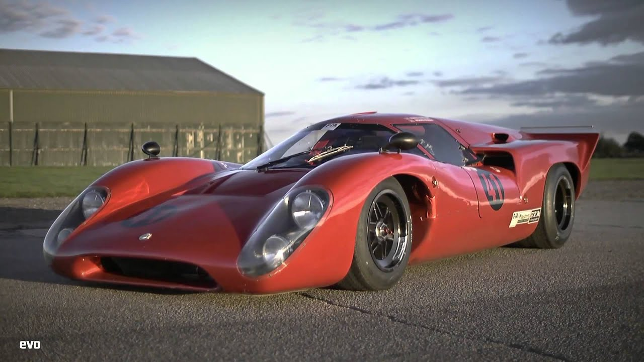 """New"""" 1969 Lola T70Mk3Bs available now"""