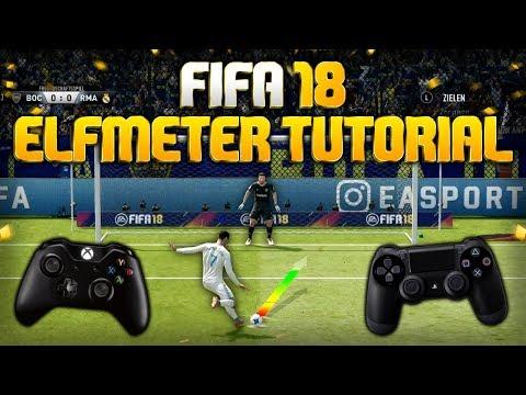 FIFA 18 ELFMETER TUTORIAL 🔥💥| Deutsch