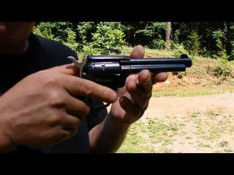 Single Action Revolver Faster Than Semi Auto Pistol? How and Why