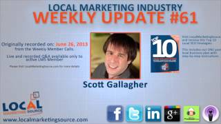 Local Business SEO - Local Marketing Weekly Industry Update #61 - Local Carousel SEO(, 2013-06-27T16:16:42.000Z)