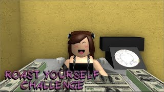 ROAST YOURSELF CHALLENGE - Amara Que Linda (ROBLOX)