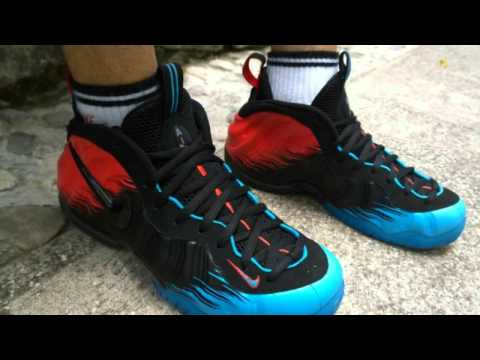 f4e6fc0376f Nike Foamposite Pro SpiderMan - YouTube