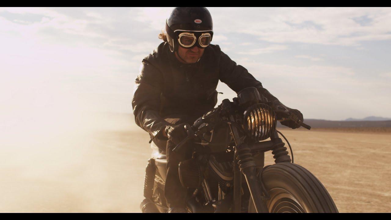 画像: Technics by Panasonic - Harley Sportster build with Roland Sands and Andy Bell youtu.be