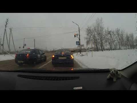 Экзамен по вождению в Сыктывкаре.