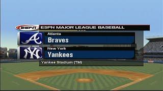 MLB 2K4 Game Play 3