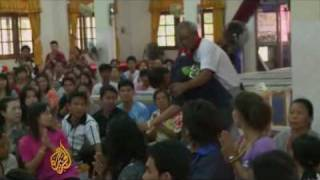 Thais use ancient rituals to heal economic woes - 22 Mar 09