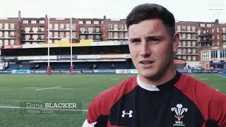 Wales U20 v Junior Boks | WRU TV