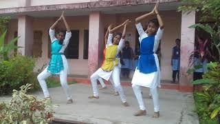 Namo namo  Bharathambe dance choreographed by Pavithra