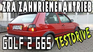 VW Golf 2 1.8l G65 G-Lader Zahnriemenantrieb | www.theibach-performance.de