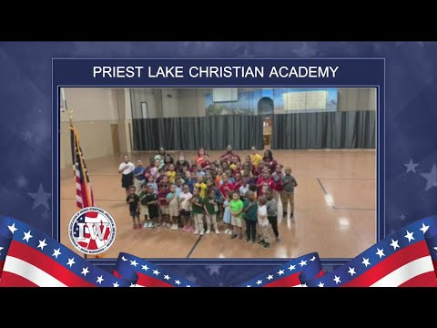The Morning Pledge - Priest Lake Christian Academy - 4/30/19