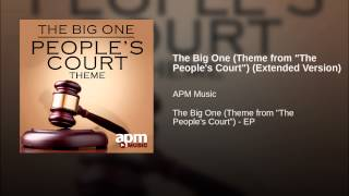 "The Big One (Theme from ""The People"