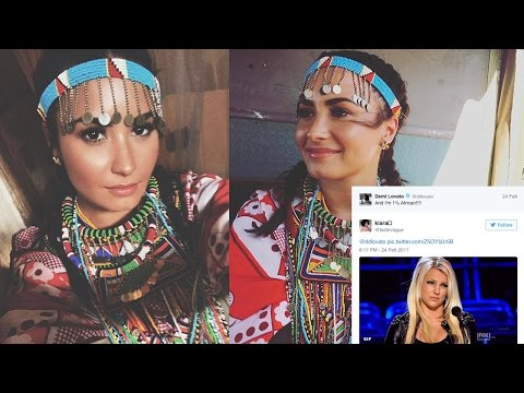 Demi Lovato Gets ATTACKED by Twitter for Saying She's 1% African: