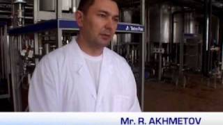 DeLaval milking - Mega farms in Russia