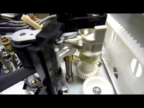 Sony J30 Pinch Wheel assy operation.