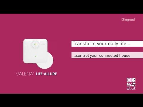Valena Life Allure Radio Wifi Gateway and App Eliot