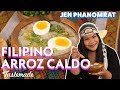 Filipino Arroz Caldo I Good Times With Jen
