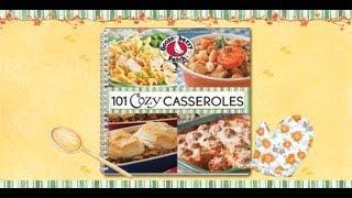 101 Cozy Casseroles cookbook