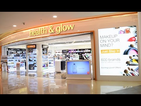Health & Glow Now Open At High Street Phoenix Mumbai
