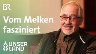 Ein Leben fr schonendes Melken Der Erfinder Jakob Maier  Unser Land  BR Fernsehen