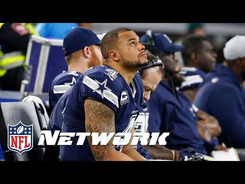 Are the Dallas Cowboys Playoff Hopes Over? | NFL Network