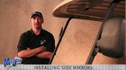 Side Mirrors | How to Install Video | Madjax® Golf Cart Accessories