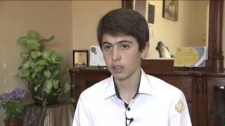 هذه قصتي- فتى فلسطيني يخترع سوارا منبها