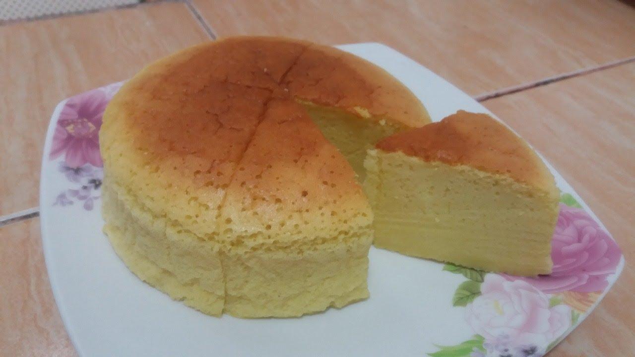 Resep Cheese Cake Kukus Ekonomis: Resep Japanese Cheese Cake Ekonomis Irit Telur