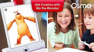 Introducing Osmo Creative Set featuring Monster