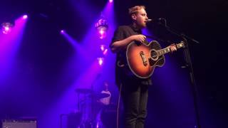 Coming Home ~ Gavin James. Nijmegen Doornroosje 6 November 2016