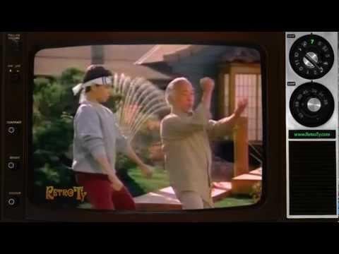 1989  Karate Kid Part 3  TV Spot