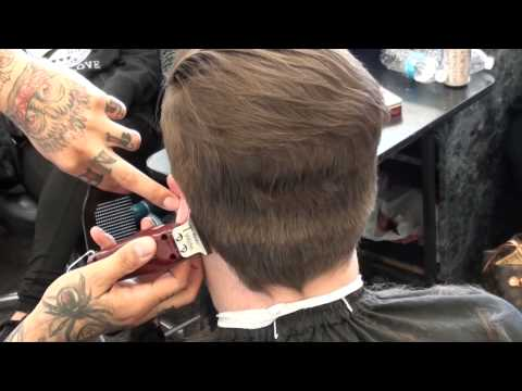 Haircutting Class: Clipper-over-comb, by Chris Viramontes 1-2