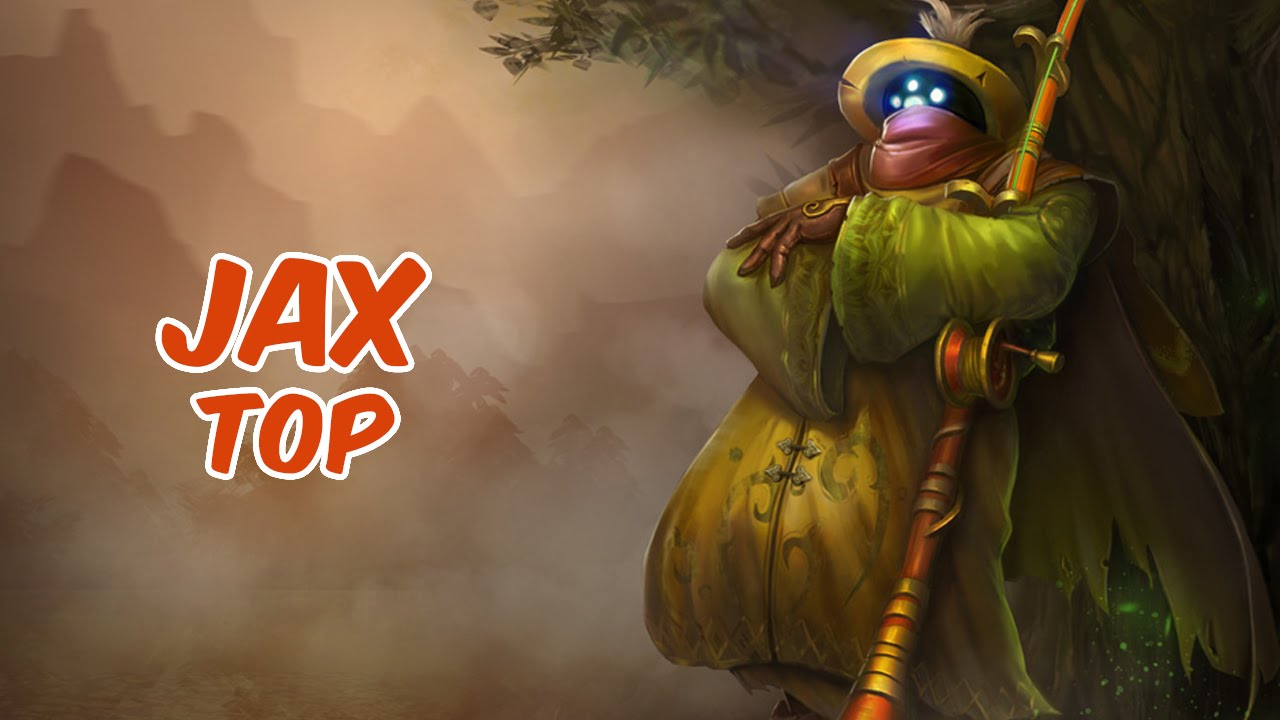 how to build jax top