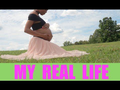 Cмотреть MY REAL LIFE | EP 13 - Maternity Photo Shoot  Nursery Furniture