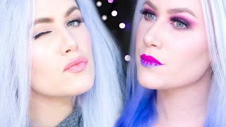 L'oreal Colorista Review -Trying out ombré hair   #bluehair   Kassandra Steinbeck