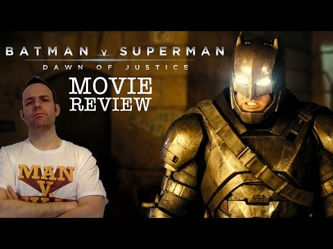 Batman v Superman Movie Review