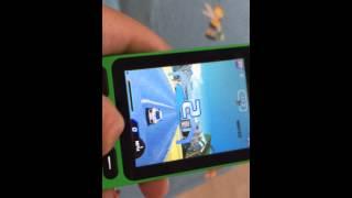 обзор телефона Nokia 215 и сюрприз в конце видео