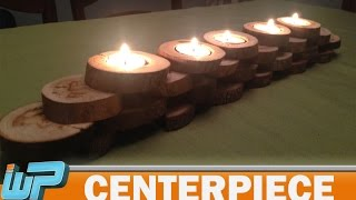 How to make a centerpiece - DIY Project