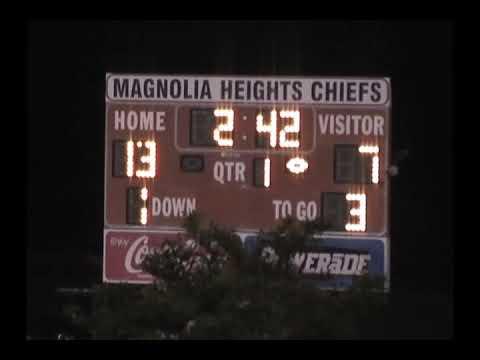 2011- North Delta School 55 vs Magnolia Heights 32
