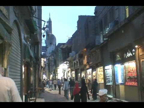 Egypt Art Trip 02 Arrival in Cairo