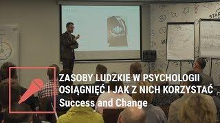 Zasoby ludzkie w psychologii osiągnięć i jak z nich korzystać? - Mateusz Grzesiak