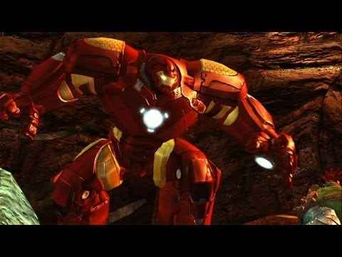 Hulk Vs Hulkbuster Armour Avengers Initiative Official Marvel