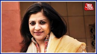 BJP Leader Shazia Ilmi Files Harassment Case Against AAP Supporters
