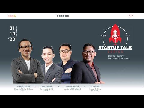 Startup Talk Series Vol. 001