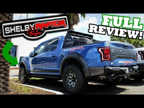 Shelby BAJA Raptor Review   Off-Roader of the CENTURY!